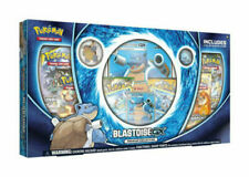 Pokemon Trading Card Game Blastoise GX Premium Collection Box New/Sealed