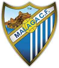 "Malaga CF FC Spain Football Soccer Car Bumper Window Sticker Decal 4""X5"""