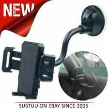 Universal In Car Windscreen Mount│Holder/Cradle│For Mobile Phone-iPod-GPS/SatNav