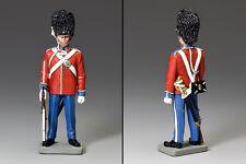 KING And Country cerimoniale con facilità danese Guard Bianco Nappa ce16-2 ce016-2