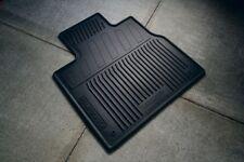 Nissan Murano 2009-2014 BLACK All Season/Rubber Floor Mat 4 Piece NEW OEM