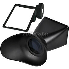 """2.8X 3"""" LCD viewfinder magnifer extender for Sony NEX-3 NEX-5 NEX-5C NEX-5N V4"""