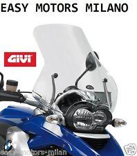 KIT GIVI COMPLETO PARABREZZA E STAFFE BMW 1200 cc R GS K25 2004-2012