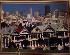 Jigsaw Puzzle 500 piece, It's Framed, Alamo Square, San Francisco, U.S.A.