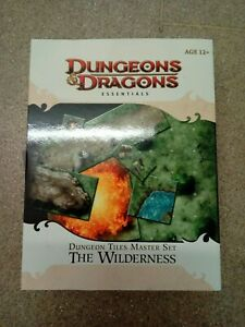 Dungeon Tiles Master Set - The Wilderness: An Essential Dungeons & Dragons Acce…