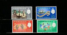 DOMINICA - 1967 MNH SG205-208 NATIONAL DAY