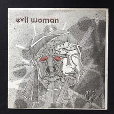 WAYNE WADE Evil Woman RARE JAMAICA VIVIAN JACKSON WHITE LABEL A-1/B-1 VINYL LP