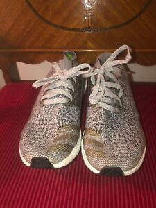 ADIDAS ULTRA BOOST CONTINETAL UNCAGED GRAY SIZE 9