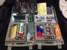 ZipZaps Micro  Parts with 2 Cases With Lots Of Extras