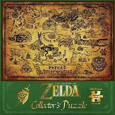 Legend of Zelda Puzzle Hyrule Map USAopoly The Puzzles