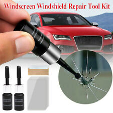 Automotive Glass Nano Repair Fluid Car Window Glass Crack Chip Repair Tool Kit `