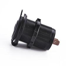 NEW Car Motorcycle 12V Boat Cigarette Lighter Socket Power Plug Outlet