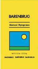 Barenbrug 491087 50 lb Bulk Bag Annual Rye Ryegrass Grass Seed