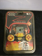 Sealed and New Tiger Electronics Premiere Game Z The Mask of Zorro