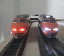 éclairage inversé blanc & rouge pour TGV SUD EST LIMA  NEUF