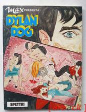 DYLAN DOG MAX presenta DYLAN DOG Spettri (Max N° 2 1993)