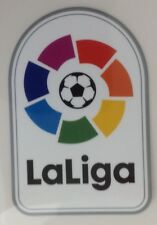 LFP LA LIGA soccer Patch badge FC BARCELONA REAL MADRID Athletico