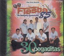 Fiesta 85 30 Pegaditas CD New Nuevo Sealed
