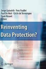 Reinventing Data Protection? by