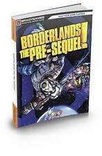 Borderlands: The Pre-Sequel Signature Series Str, Bradygames, New