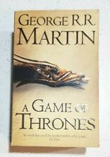 GAME OF THRONES By GEORGE R. R. MARTIN Song of Ice and Fire Series #1