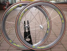 "Mavic Cosmic Pro wheelset ORIG. Quick Release/28"" 700c Clincher Shimano Blue"