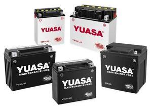 Yuasa Conventional 12V Battery  12N7-4B
