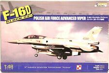Kinetic 1/48, F-16 D Block 52 Viper Polish Air Force