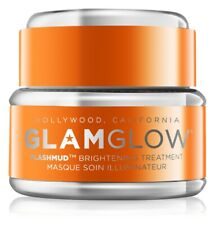 Glam Glow Flashmud Brightening Treatment Mask 0.5oz (15ml)