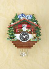 Horloge Forêt-noire Horloge À Pendule Pendule À Coucou Black Forest Cerf