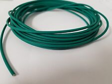 AUTOMOTIVE WIRE 18 AWG HIGH TEMP TXL WIRE GREEN 25 FT COIL