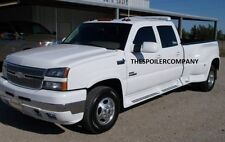 """PRE-PAINTED """"WESTERN-HAULER-STYLE"""" CAB SPOILER FOR 2007-2013 CHEVY HD PICK-UP"""