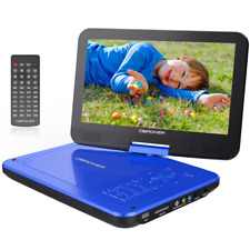 "DB Power 10.5"" Portable DVD Player - Blue"