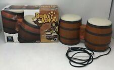 OEM Donkey Kong DK Bongo Controller for Nintendo Gamecube with Original Box