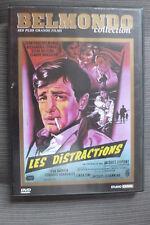 DVD les distractions TBE 1960 jean paul belmondo claude brasseur