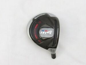 Used RH TaylorMade M4 16.5* 3  HL Fairway Wood Head Only TaylorMade M4 RH
