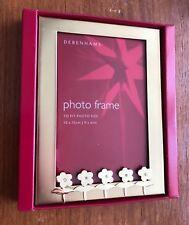 Gold Flower Design Photo Frame by Debenhams **BRAND NEW**