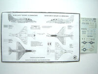 "OA-4M SKYHAWK ""USMC/OUTLAWS"" ITALERI DECALS 1/72"