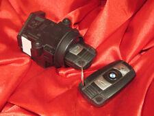 BMW E60 E61 E63 E64 5 6'es IGNITION LOCK OF REMOTE CONTROL & TWO MASTER KEYS SET