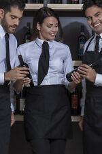 Grembiule Cucina Bar Cuoco Uomo Donna Lavoro Cameriere Sommelier Cameriera Sala