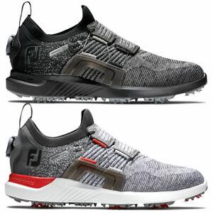 FootJoy Hyperflex BOA Mens Waterproof Golf Shoes / NEW 2021