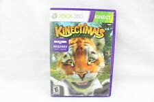 KINECTIMALS Xbox 360 Complete CIB w/ Box, Manual Good