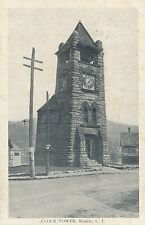 ROSLYN NY – Clock Tower – Long Island - 1922
