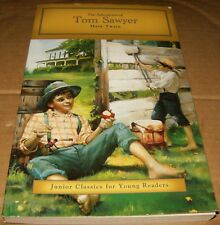 The Adventures of Tom Sawyer by Mark Twain, Softcover Book,Good-Shape.