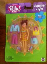 Mattel Polly Pocket Summer Style LILA  Doll Set  2002