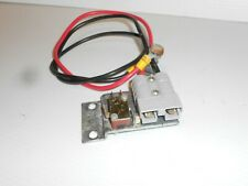 Tennant Nobles Speedgleam Floor Scrubber 604288 Charging Wire Connector Assy