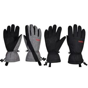 Ski Gloves Winter Windproof Warm Gloves Breathable Insulated Thermal Gloves