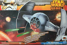 Star Wars Rebels - The Inquisitor's - Tie Advanced Prototype - Firing Missile!