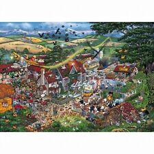 Gibsons - 1000 PIECE JIGSAW PUZZLE - I Love The Farmyard