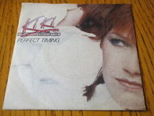 "KIKI DEE - PERFECT TIMING  7"" VINYL PS"